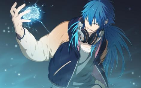 386903_anime_mozg_naushniki_paren_sinie-volosy_1680x1050_(www.GdeFon.ru)