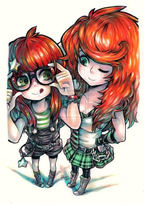 hum tu aime les lunettes