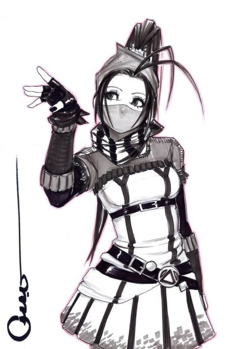 Ibuki clash