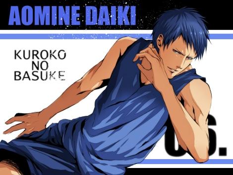 Kuroko no basket Aomine