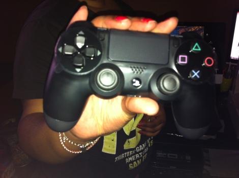 Manette PS4 présenté par Kawaina