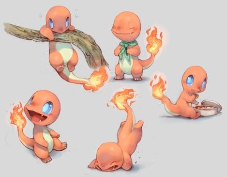 Pokemon Salameche