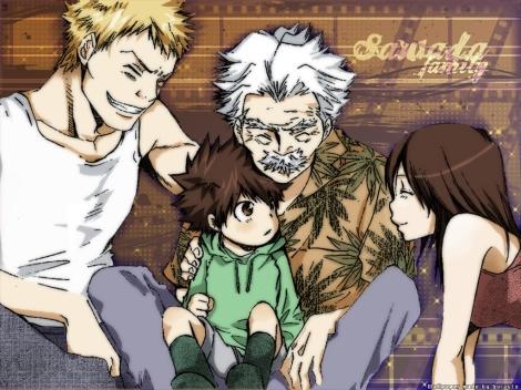 Reborn Sawada family