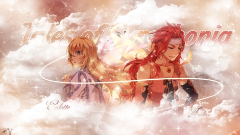 Tales of symphonia Zelos and Colette