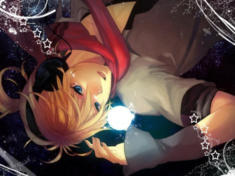 Vocaloid Len or Ren