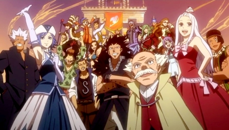 All_Fairy_Tail_members