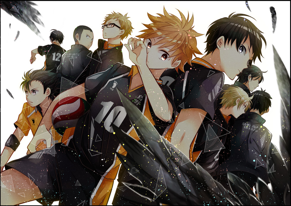 Haikyuu Tumblr Wallpaper Computer