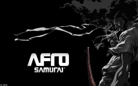 Afro Samurai 1