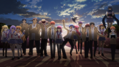 Angel Beats 1