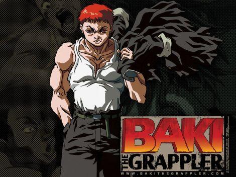 Baki_Head