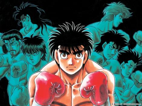 Le-manga-Hajime-no-Ippo-de-Georges-Morikawa