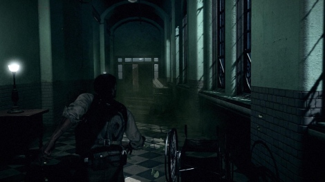 The Evil Within cours