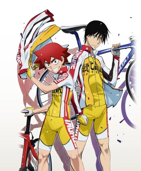 Yowamushi Pedal 15