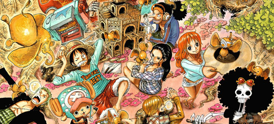 One Piece La Conqu Te Sans Fin Des Pirates 3geekettes Otakuspace