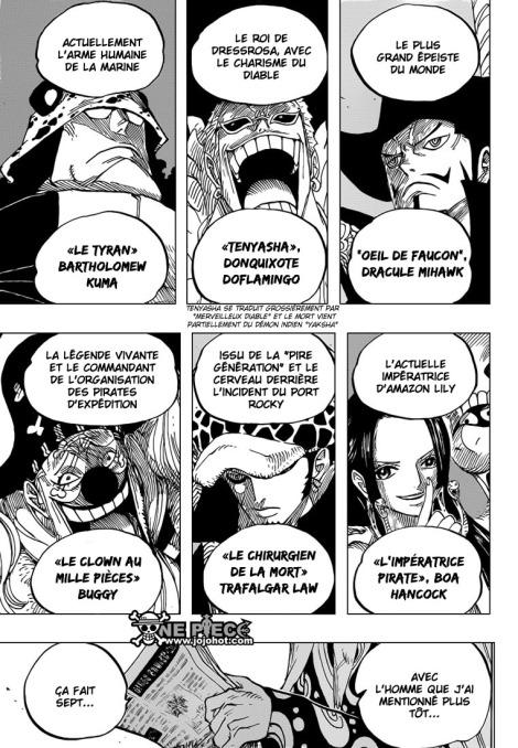 shichibukai manga