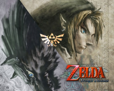 the legend of zelda twilight princess wallpaper background desktop link wolf nintendo game