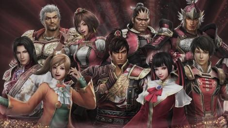 Dynasty Warriors 8 Wallpaper 1