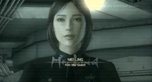 Introducción_-_MGS4_-_Mei_Ling